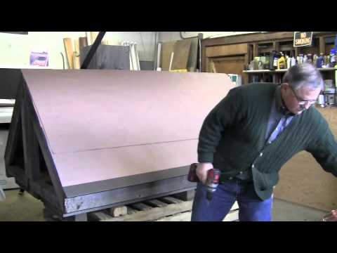 Standing Seam Metal Roofing Installation Basics Part 1