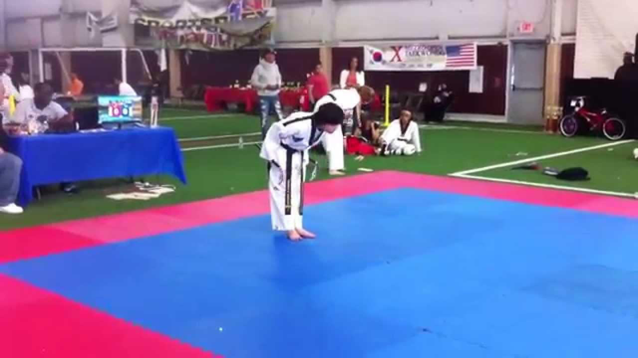 Metro Open 2015 Taekwondo Kama