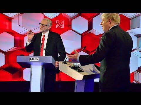 المناظرة الأخيرة: جونسون وكوربين يتناطحان حول بريكست والأمن والأخبار الكاذبة…  - نشر قبل 5 ساعة