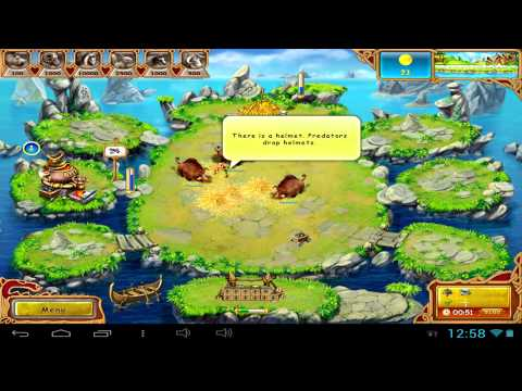 Farm Frenzy Vikings Free - Android Gameplay