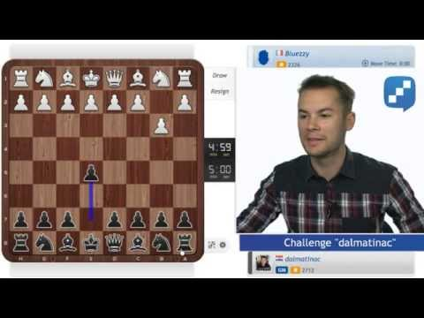 Premium Banter Blitz With GM Ivan Saric