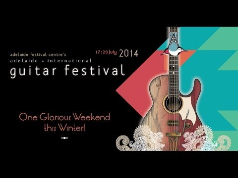Free Events - Adelaide International Guitar Festival 2014