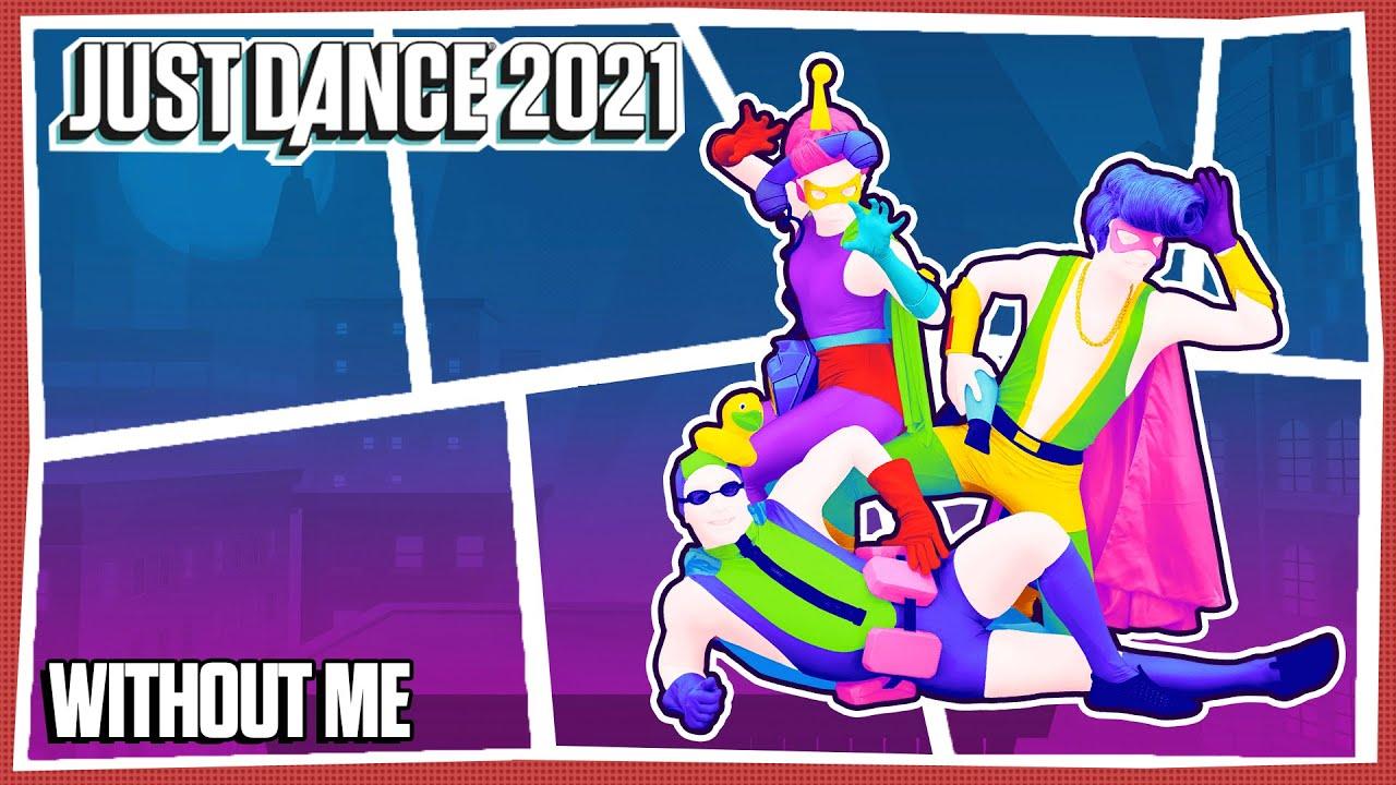 Just Dance 2021 - Without Me by Eminem - MEGASTAR