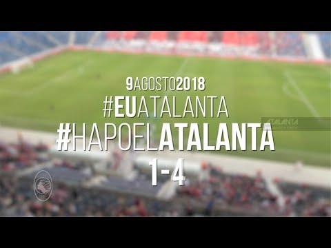Q3 Preliminari UEL, Hapoel Haifa-Atalanta, gli highlights
