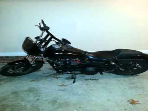 Fort Bragg Lemon Lot - 2005 Harley Davidson Dyna Superglide (Sons of Anarchy - Custom) - Fort Bragg