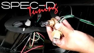 specdtuning installation video led tail lights wiring installation guide