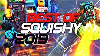BEST OF SQUISHY 2019 (BEST GOALS, INSANE AIR DRIBBLES, RESETS)