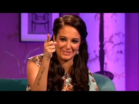 Tulisa Interview on 'Alan Carr: Chatty Man' (27th April 2012)