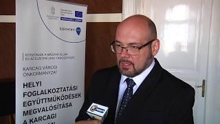 Helyi foglalkoztatási együttműködések megvalósítása a Karcagi járásban fórum Kisújszálláson