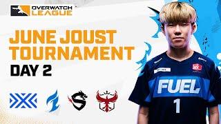 Overwatch League 2021 Seąson   June Joust Tournament   Day 2