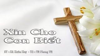 Xin Cho Con Biết - Vũ Phong Vũ