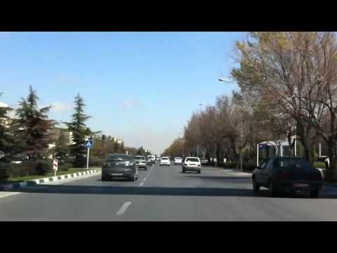 Mashhad, Iran بلوار خيام مشهد