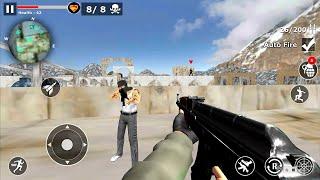 Anti Terrorist Shooting Mission 2020 Android Gameplay #3 screenshot 2