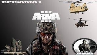 Arma 3 Gameplay Campagna ITA Sopravvivi!!!