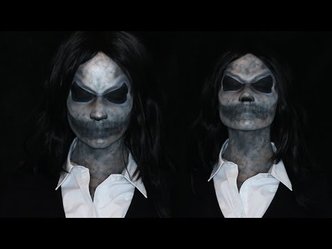 Sinister 1 & 2 Makeup Tutorial (Mr. Boogie/Bughuul Demon)