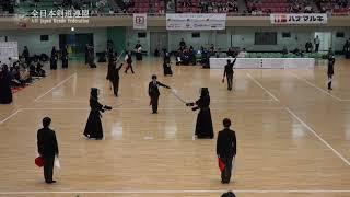 KANAGAWA vs MIYAGI 11th All Japan Interprefecture Ladies KENDO Championship 2019 1st Round