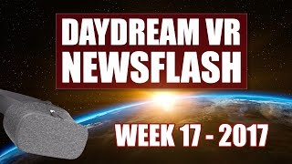 Daydream VR News Week 17 - 2017: Along Together Launch & New Daydream District Community