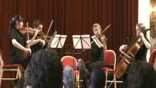 Russian Dances: (The Snow Maiden) N. RImsky-Korsakov - BYO String Quartet