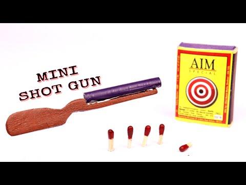 3 COOL CREATIVE CRAFT IDEAS/ TOY GUN IDEAS
