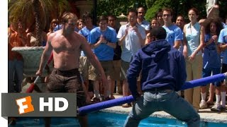 American Pie Presents Beta House (5/8) Movie CLIP - Pool Duel (2007) HD