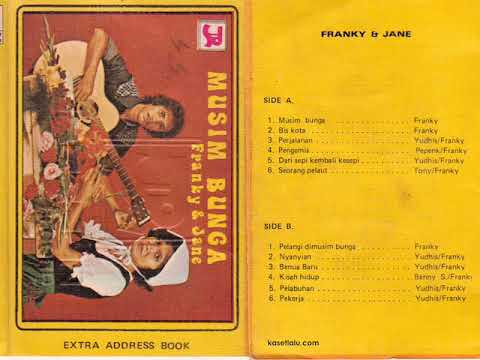 Franky and Jane - Musim Bunga