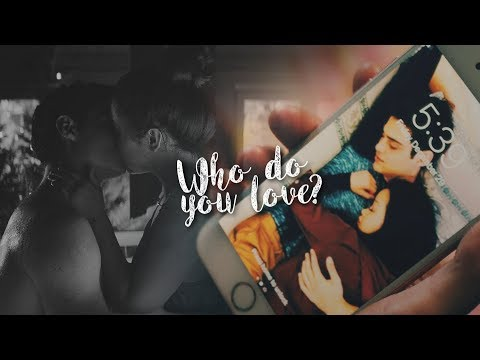 ► Who do you love? | Lara Jean and Peter