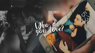 ► Who do you love?   Lara Jean and Peter