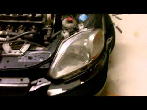 How to Replace Your Bumper (Honda CIvic)