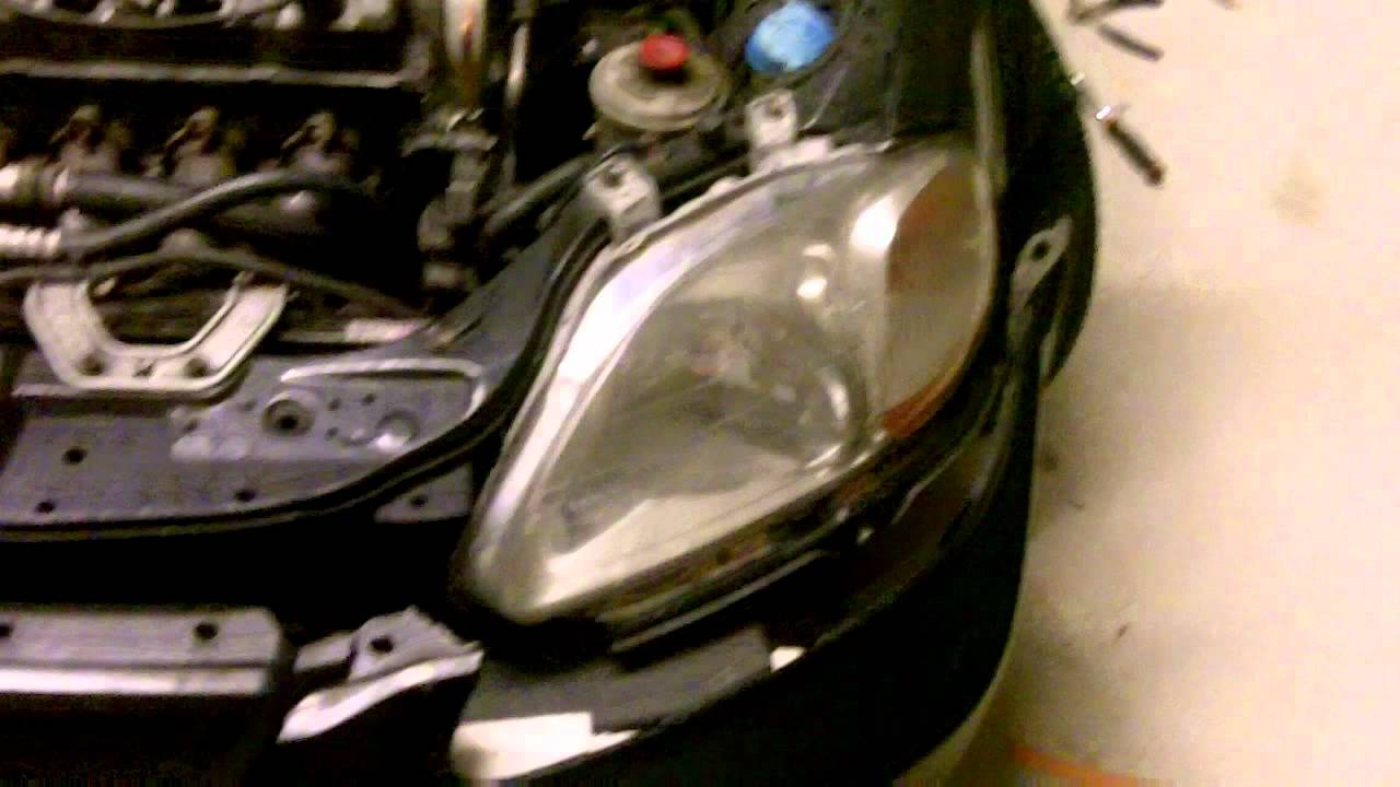 Maxresdefault on Honda Civic Front Bumper