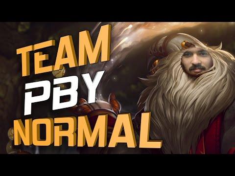 LoL - PBY Team - Bard'tıra Bard'tıra ahahah Ne Kadar Komik :(
