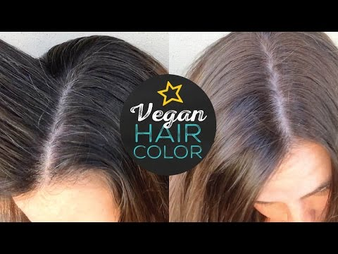 Naturtint Hair Color Review Cruelty Free Youtube