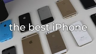 What is the best iPhone ever?