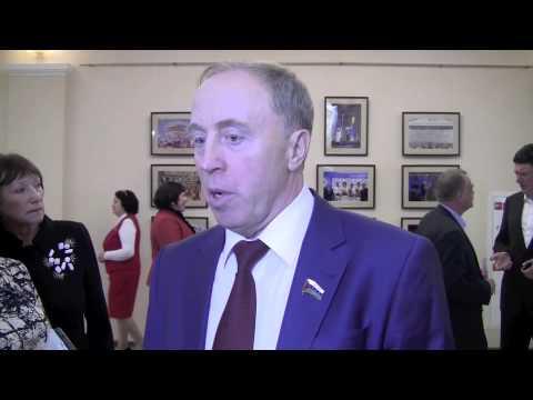 Виктор Рейн член комитета Тюменской областной Думы по социальной политике