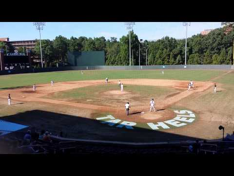 Tanner Revis Dirtbags Baseball UNC June 2015