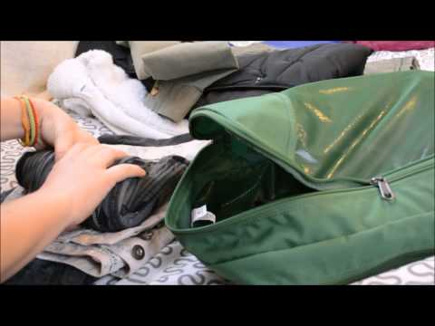 How To Pack For Two Weeks In Israel, Jordan And Egypt