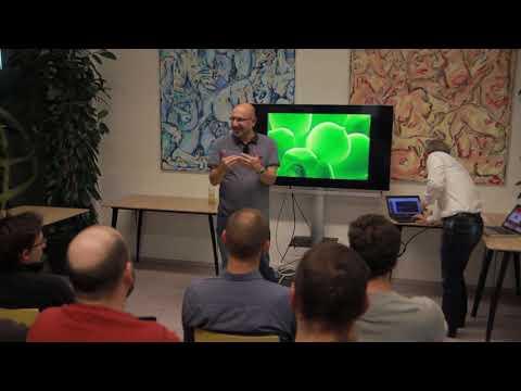 BCHGraz - Meetup #14 - CCEG & Seratio Coin by Prof. Olinga Ta'eed