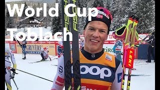World Cup Toblach | Vlog 50