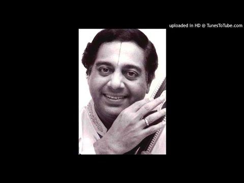 TN Seshagopalan- Vocal - Ragam Desh