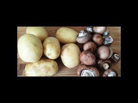 pomme-de-terre-aux-champignons-#-recette-dÉlicieux-#-facile