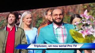 Paginademedia: Serial nou la Pro TV - Triplusec