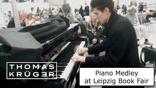 PIANO MEDLEY at Leipzig Book Fair - THOMAS KRÜGER