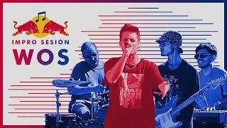 Wos | Red Bull Impro Sesión