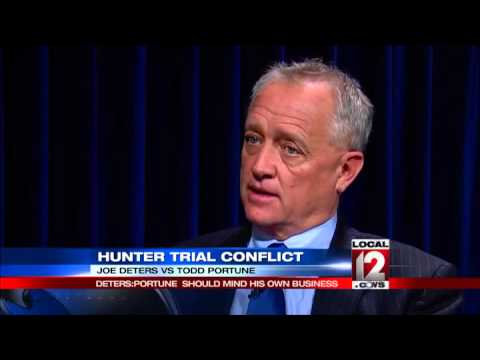 Deters: Portune should mind his own business
