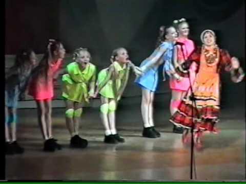 видео: Детский мюзик-холл Чингыли - Тряхнём стариной!