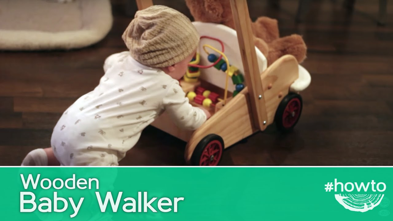 How to make a walker on the tracks with their own hands 50