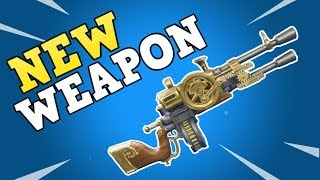 NEW Steampunk Weapon | Duet Review | Fortnite Save The World