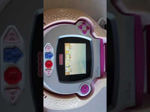 Fisher Price Kid Tough DVD Player