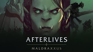 Shadowlands Afterlives: Maldraxxus