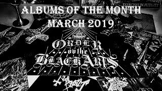 Top 10 Black Metal Albums of March 2019