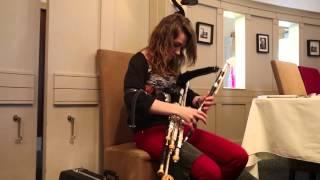 Tara Howley Uilleann pipes